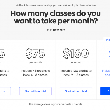The ClassPass Business Model – How Does ClassPass Work & Make Money?
