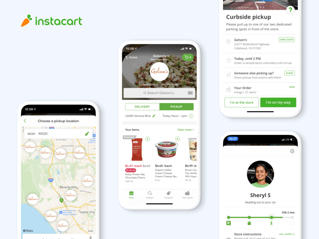 how instacart works