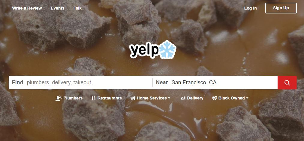 how yelp works